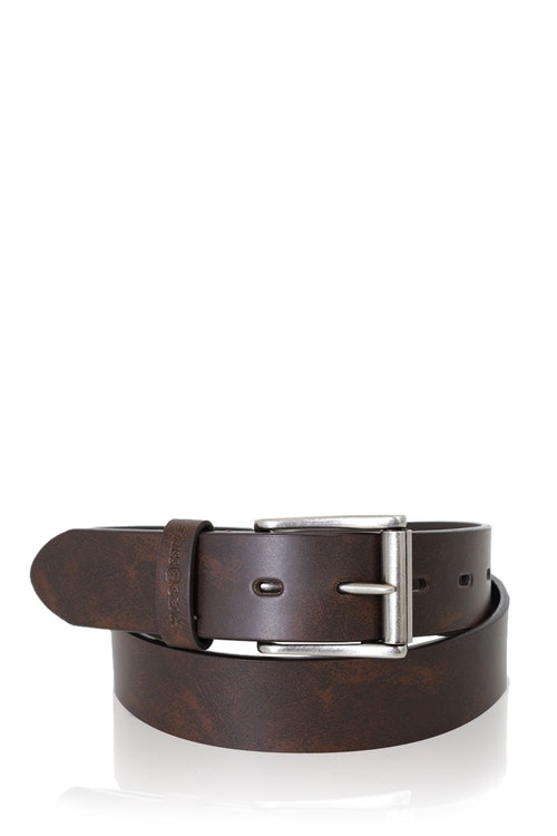 SWISSGEAR WASSEN BELT IN BROWN