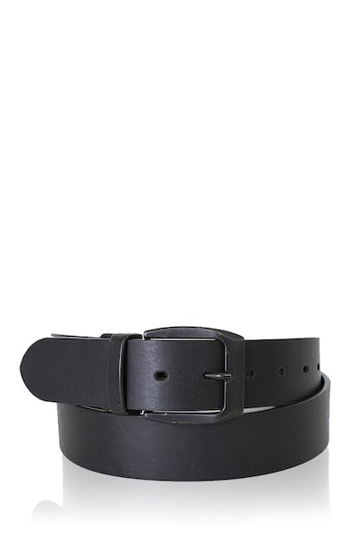 SWISSGEAR Bern Black-Brown Reversible Belt