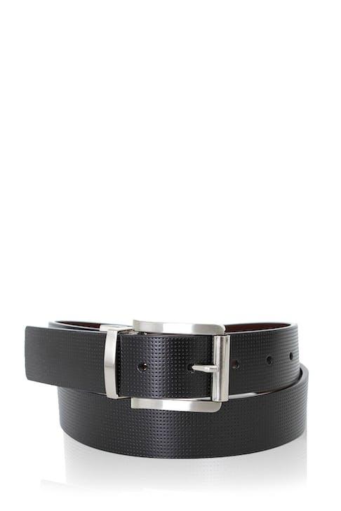 SWISSGEAR Bex Black-Brown Reversible Belt