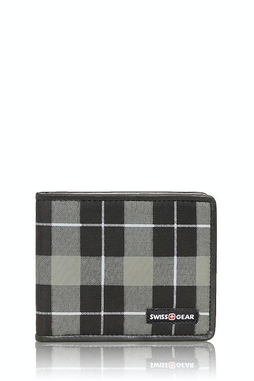 SWISSGEAR Bulle Bifold Wallet - Plaid