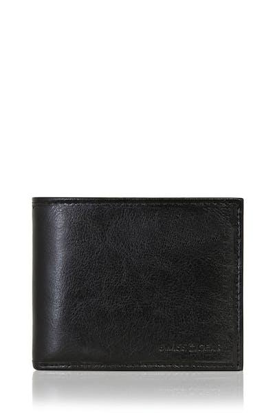 SWISSGEAR Ticino Bifold Wallet - Black