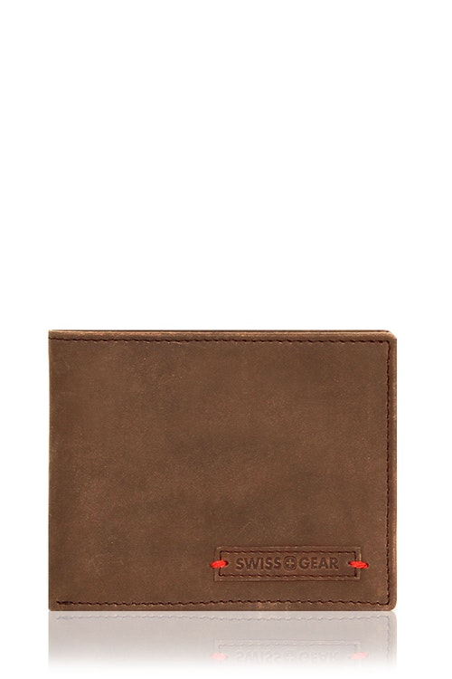 SWISSGEAR Bifold Wallet - Brown