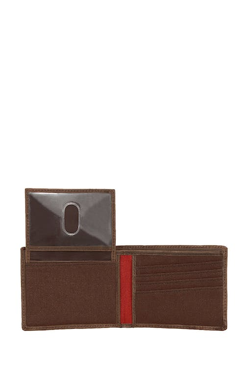 SWISSGEAR Bifold Wallet with Removable Card Case