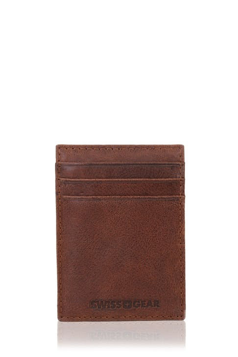 SWISSGEAR Brig Money Clip Card Wallet