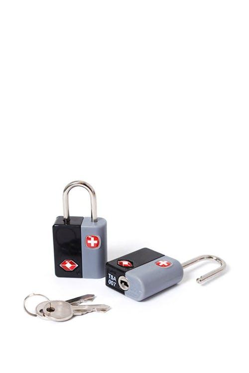 SWISSGEAR TSA Key Lock Twin Pack