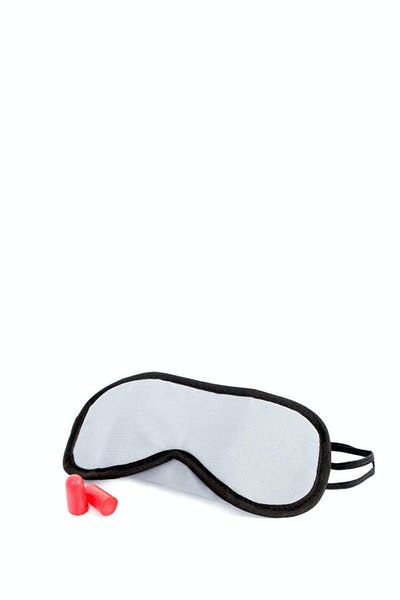Swissgear Eye Shades & Earplugs