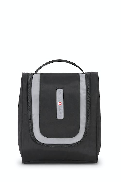 SWISSGEAR VERTICAL HANGING TOILETRY KIT - FRONT