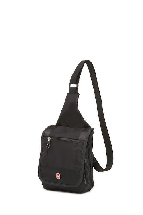 b62af5ba7 Swissgear 0373 Crossbody Bag - Black