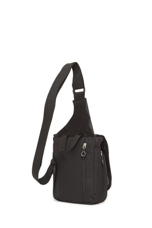 Swissgear 0373 Crossbody Bag  Padded adjustable shoulder strap