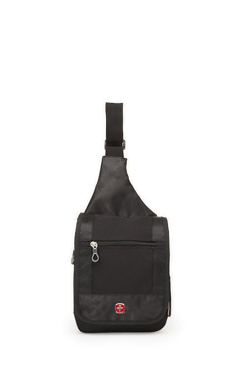 Swissgear 0373 Crossbody Bag  Front quick access pocket