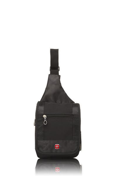 Swissgear 0373 Crossbody Bag - Black