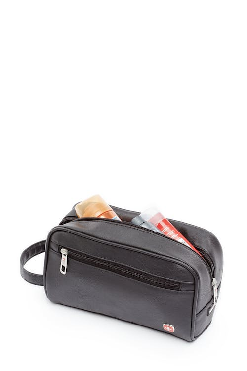 Swissgear 0400 Toiletry Kit  Large-opening main compartment