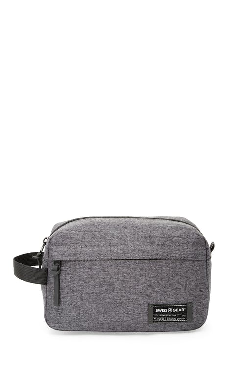 Swissgear 0432 Toiletry Kit  Top center zipper