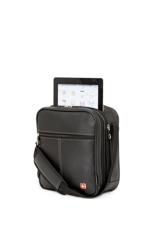 Swissgear 0433 10-inch Tablet Bag  Two roomy compartments