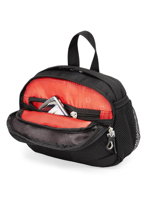 Swissgear 0442 Waist Bag  Two main compartments