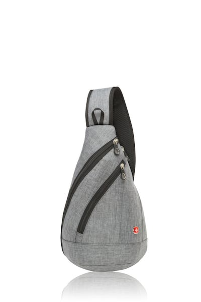 Swissgear 0501 Sling Bag with RFID - Grey