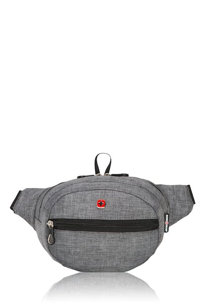 Swissgear 0504 Waist Bag with RFID - Grey