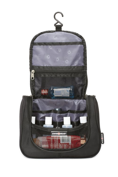 Swissgear 0567 Hanging Toiletry Kit  Large main compartment
