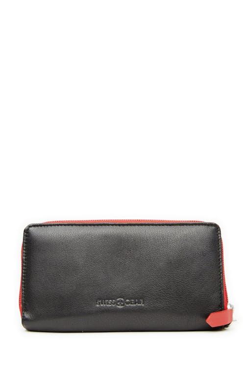Swissgear 66702 Ladies RFID Zip-Around Wallet  RFID-blocking lining