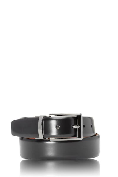 Swissgear Reversible Dress Belt - Black/Tan