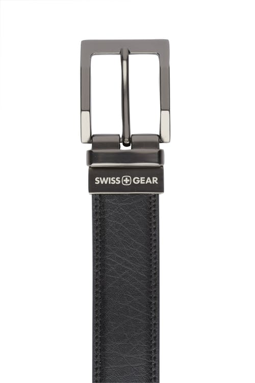 Swissgear Reversible Dress Belt - Genuine leather