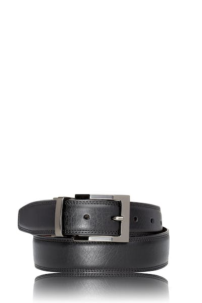 Swissgear Reversible Dress Belt - Black/Brown