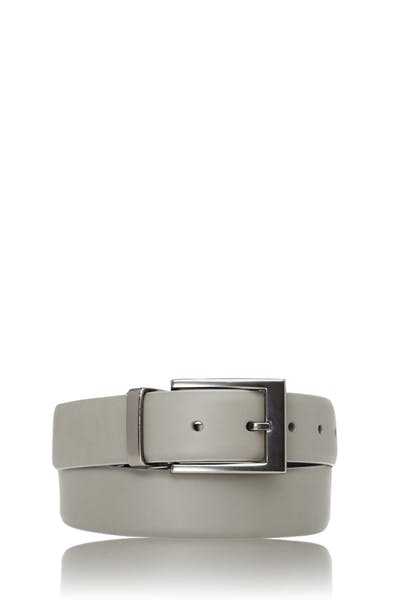Swissgear Reversible Dress Belt - Dark Grey/Black