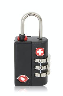 Swissgear TSA Combination Lock - Black