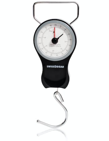 SWISSGEAR LUGGAGE SCALE - SILVER