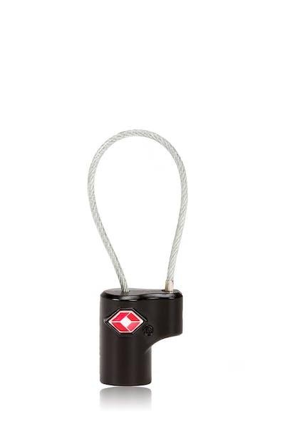 Swissgear Cable Key Lock - Black