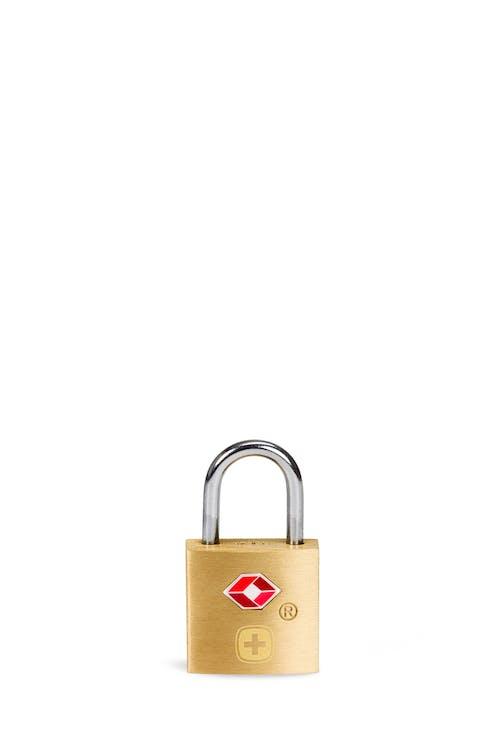 Swissgear Brass Key Lock Single - Brass